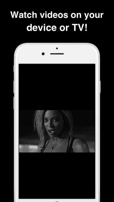 VideoSpoty - Music videos on your iPhone Screenshot