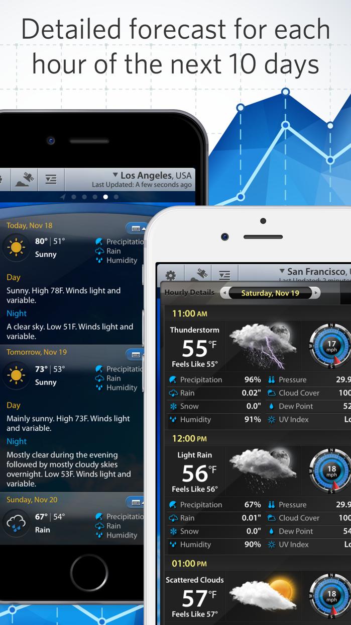 Weather Mate - NOAA Radar Maps Screenshot