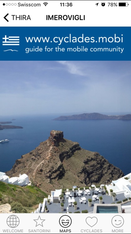 Santorini - The Cyclades in Your Pocket screenshot-4