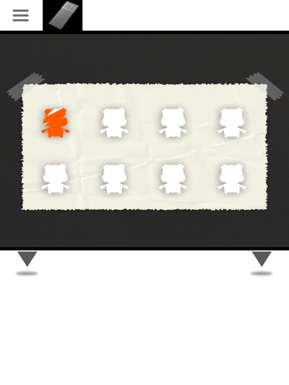 脱出ゲーム -白黒-のおすすめ画像3