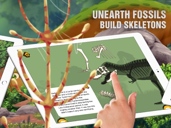 Screenshot #4 for Ginkgo Dino: Dinosaurs World Game for Children