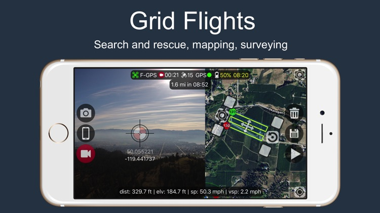 Flight Plan for DJI Drones screenshot-4
