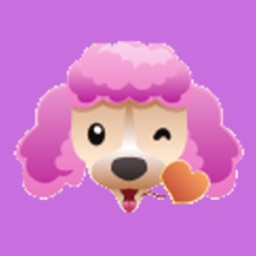 PoodleMojis - Emojis for Poodle Lovers!
