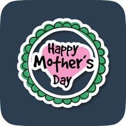 Cute Mother's Day Stickers for Messaging