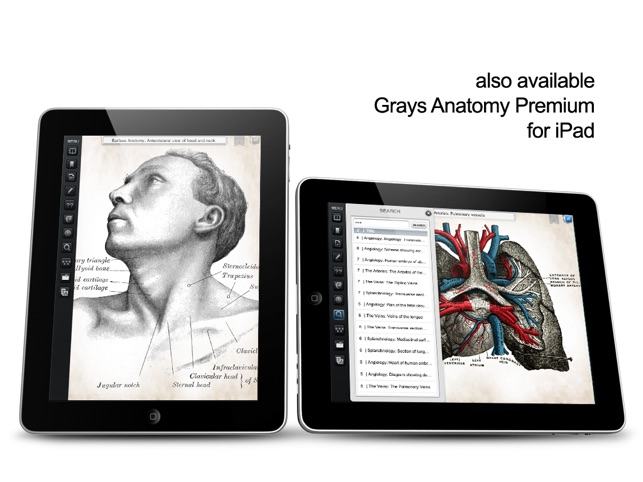 Grays Anatomy Student Edition For Ipad On The App Store