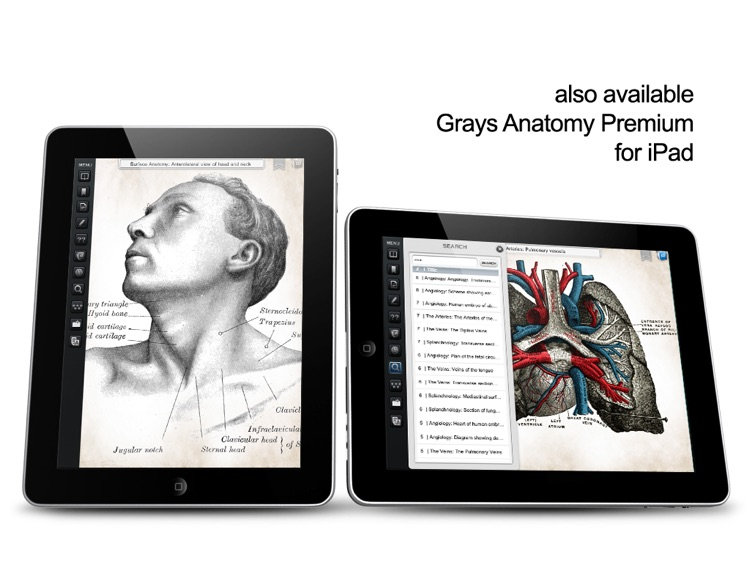 Grays Anatomy Student Edition for iPad screenshot-3