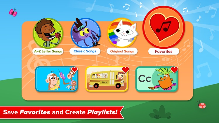 ABCmouse Music Videos screenshot-3