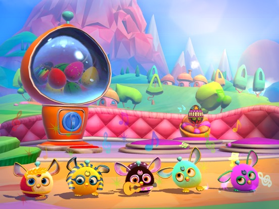 Скачать FURBY CONNECT World