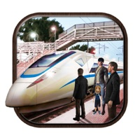 Codes for Bullet Train Subway Journey-Rail Driver at Station Hack