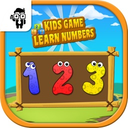 Kids Game Learn Numbers