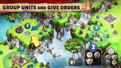 Battle Skylands: Island Allies screenshot four