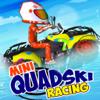 Mini Quad Ski Racing - Fun Jet Ski Racing for Kids