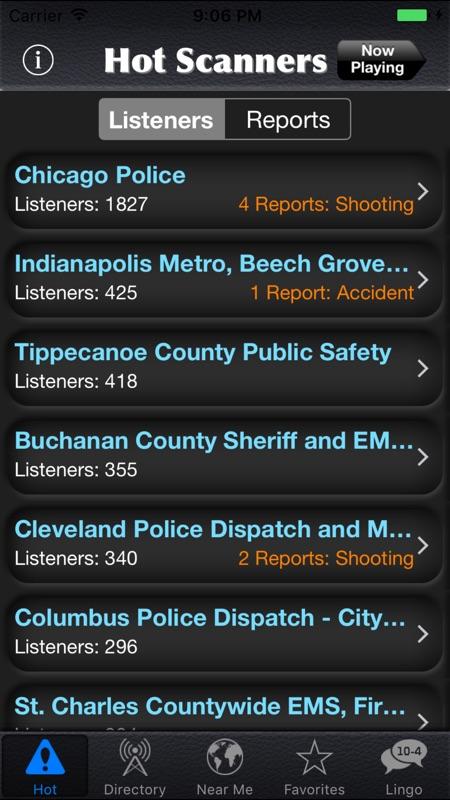 Police Scanner Radio - Online Game Hack and Cheat | Gehack com