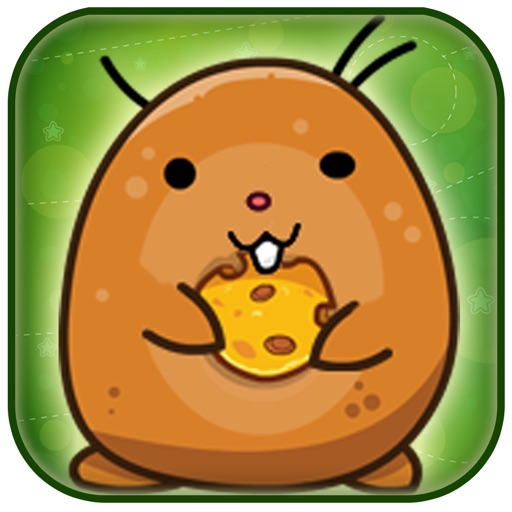 Cute Pet Eat Cheese - Pet Strategy Puzzle Game