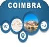 Coimbra Portugal Offline City Maps Navigation