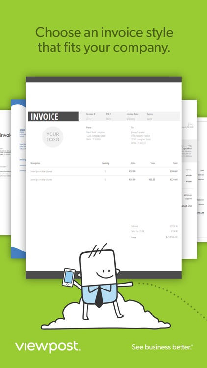 Viewpost Invoice screenshot-0