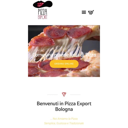 Pizza Export