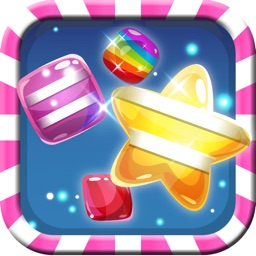 Candy Effect Burst - Boom Match Puzzle