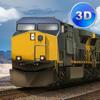USA Railway Train Simulator 3D Full