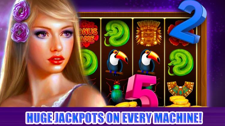 Slots - 3x4x5x Diamonds screenshot-4