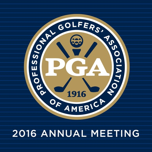 2016 PGA Annual Meeting