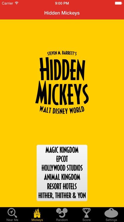 Hidden Mickeys: Walt Disney World Edition screenshot-4