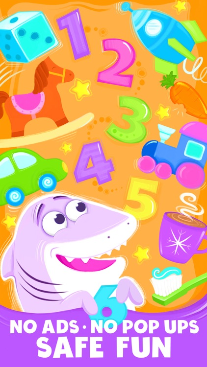 Animal Number Games for Toddlers Fun Math Games screenshot-4