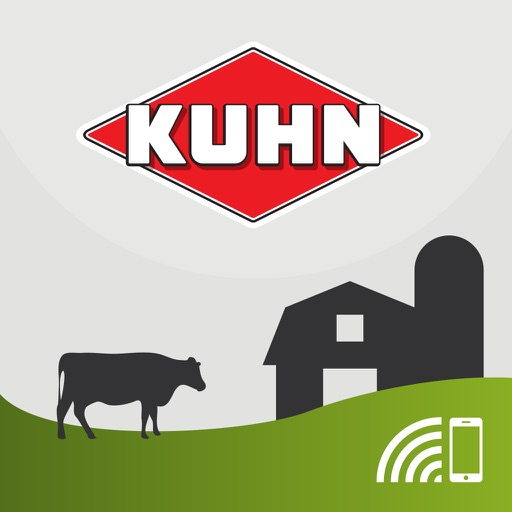 KUHN - FeedControl free software for iPhone and iPad