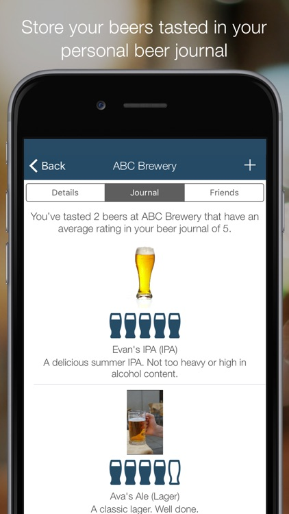Brewery Passport - Craft Beer Finder screenshot-4