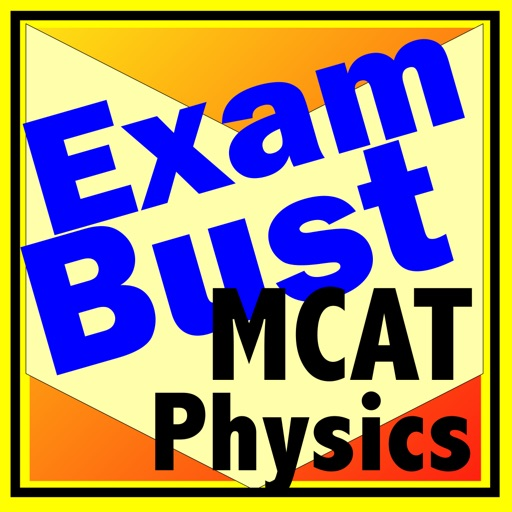 MCAT Prep Physics Flashcards Exambusters