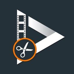 Crop Video - Cut Videos Editor To Trim & Split Vid