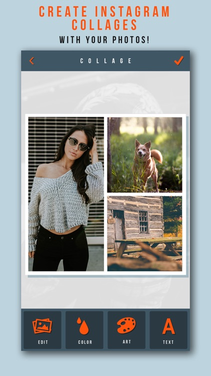 Photo Collage: Make Collages & Picture Grid Editor