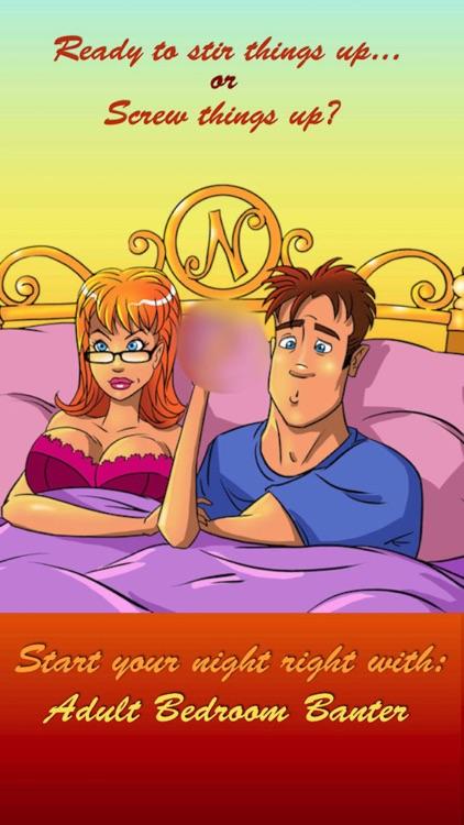 Hot Relationship Banter Game-Fun Bedroom Ideas!