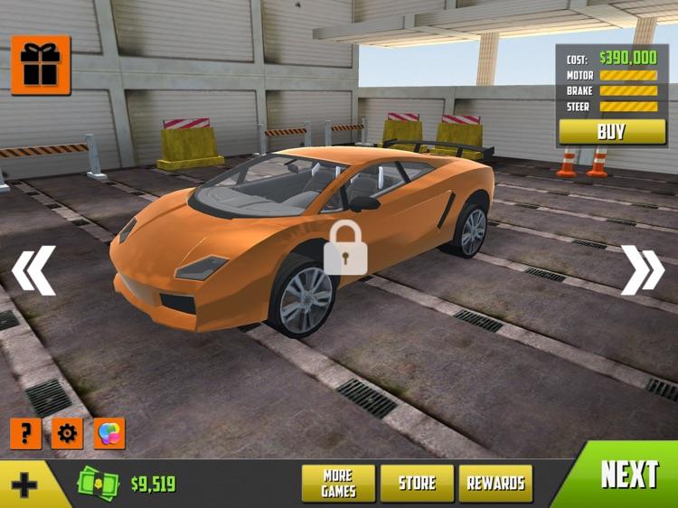 City Car Parking 3D screenshot-3