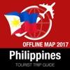 菲律宾 旅游指南+离线地图