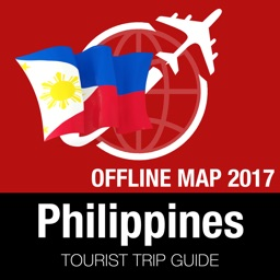 Philippines Tourist Guide + Offline Map