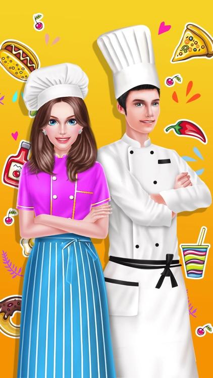 Celebrity Cooking Show - Dress Up Salon & Makeover screenshot-4