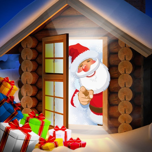Дом побег:рождество дверей Приключение(Escape Room