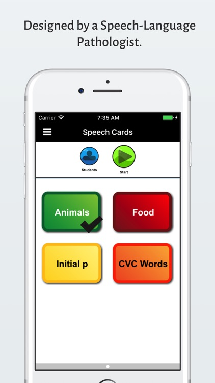Speech Cards Professional screenshot-4