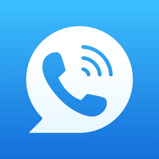 Telos Second Phone Number Unlimited Texting & Call app logo