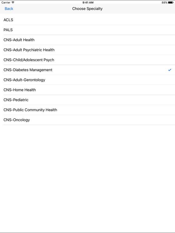 Clinical Nurse Specialist Certification Reviews   App Price Drops