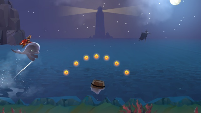 Run-A-Whale Screenshot