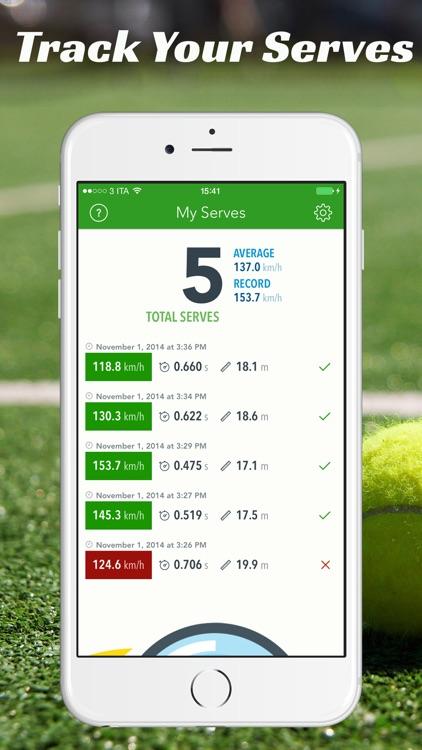 Tennis Camera screenshot-3