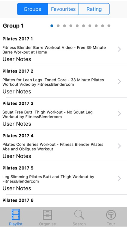 Pilates 2017 screenshot-1