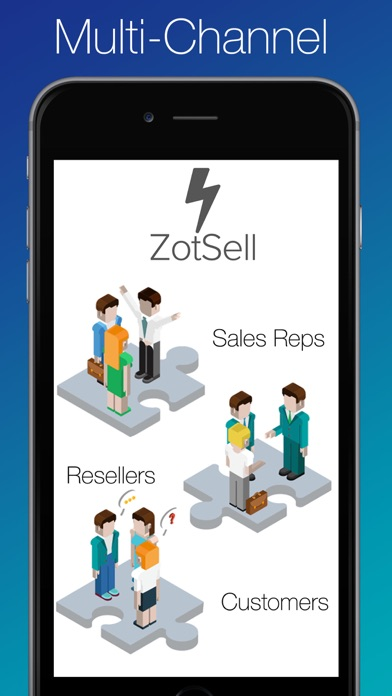 Screenshot of Electronics Zotsell2