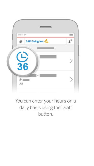 SAP Fieldglass Time Entry - by SAP SE - Business Category ...