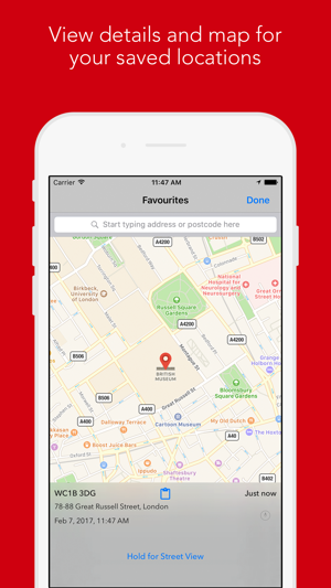 Postcodes & Postbox Search on the App Store