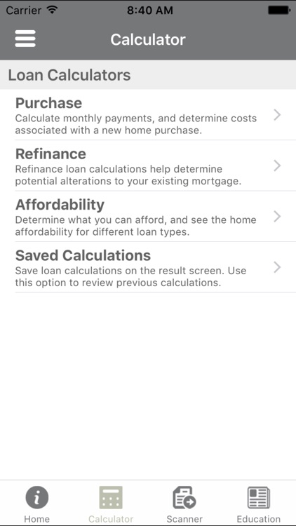 My Mortgage by Regency screenshot-1