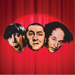 STOOGEMOJIS - The Official Three Stooges Emoji App