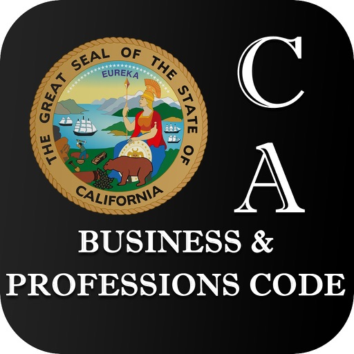 California Business and Professions Code